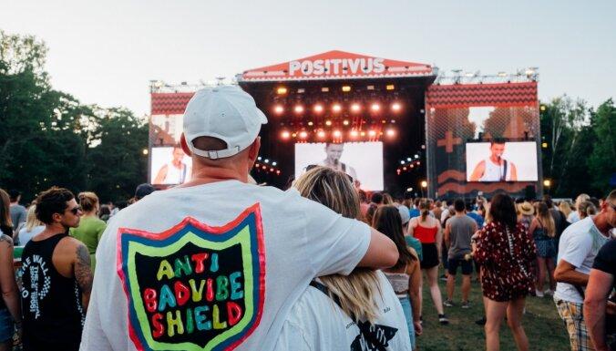 Этим летом не состоится фестиваль Positivus