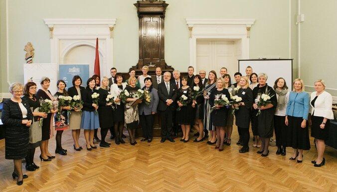 Noskaidroti izcilākie eksakto zinību pasniedzēji Latvijā