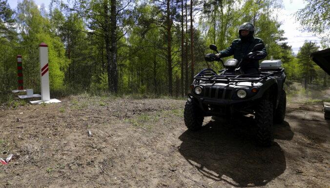 Пойти учиться на пограничника в Латвии теперь можно до 40 лет