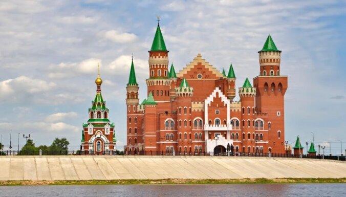 Кремли, замки и грандиозные мечети. Что интересного построили в республиках России за последние годы