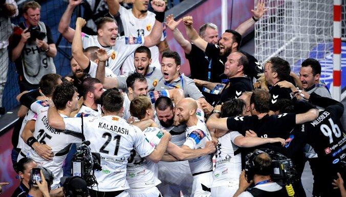 Krištopāns ar 'Vardar' komandu triumfē EHF Čempionu līgā