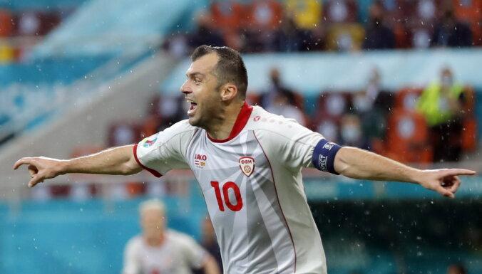 Англичанин Беллингем и легенда сборной Македонии Пандев вошли в историю