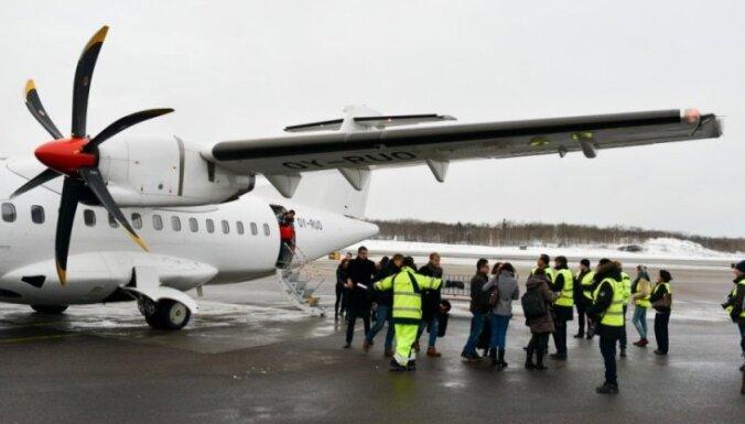 Над литовской авиакомпанией Air Lituanica сгущаются тучи