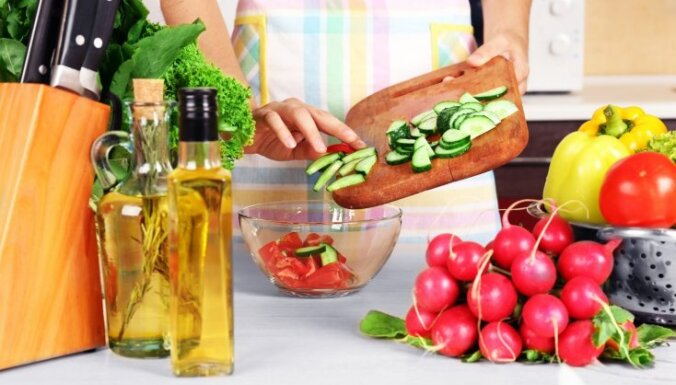 Vitamīni no dārza: kas vērtīgs pašu audzētajos labumos