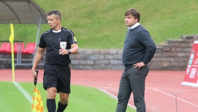 'Metta' atkal brūķē muti: treneris Riherts diskvalificēts uz divām spēlēm