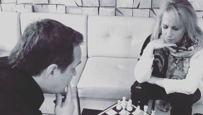 Noskaties! Tapis Rača un Rajeckas dueta videoklips