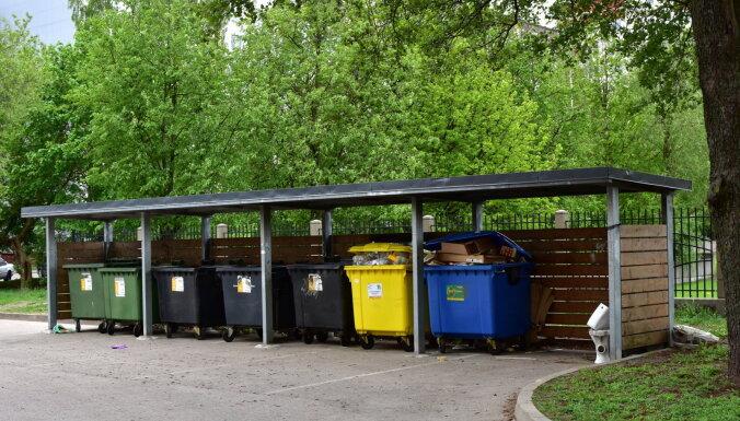 Lursoft: рынок вывоза мусора поделен между несколькими крупными игроками