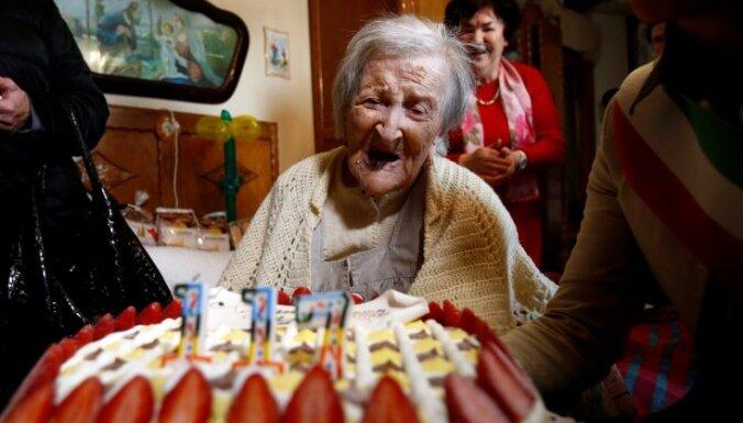 Старейшая женщина на планете умерла в Италии