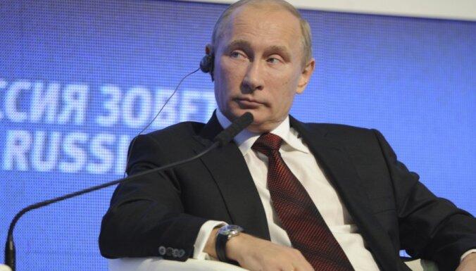 Krievijas mediji: Putins atzinis, ka grasās valdīt nākamos 12 gadus