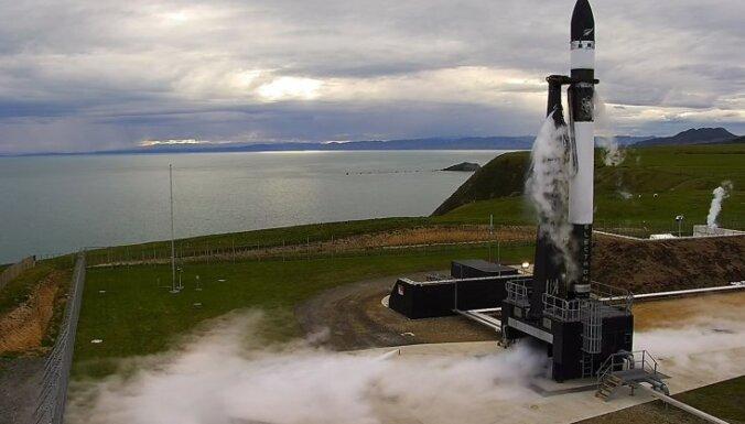 ВИДЕО: Впервые в мире запущена ракета с частного космодрома