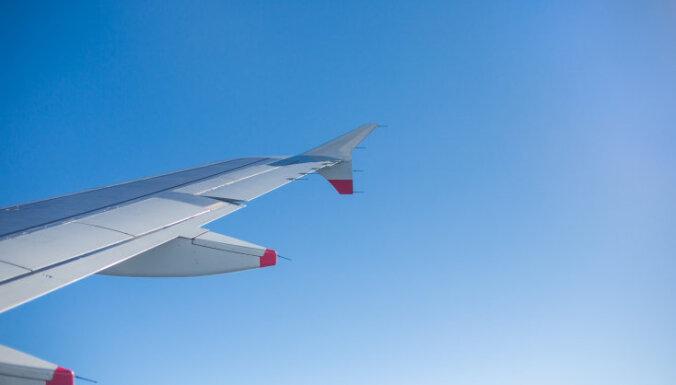 CAA ar nosacījumu atļāvusi aviokompānijām izmantot Izraēlas gaisa telpu