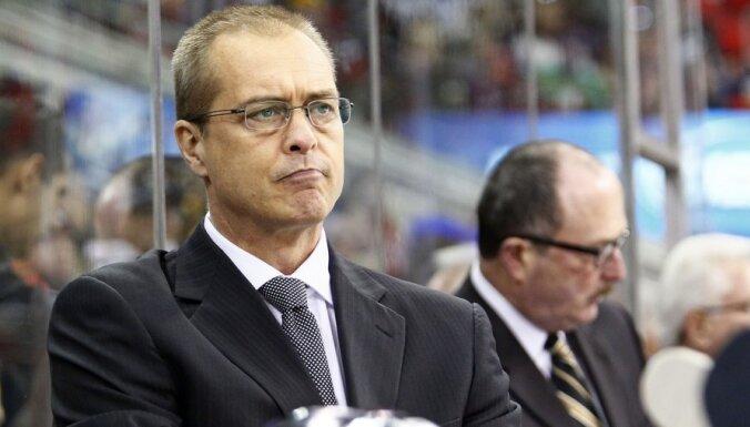 Par Magņitogorskas 'Metallurg' galveno treneri kļūs bijušais NHL speciālists