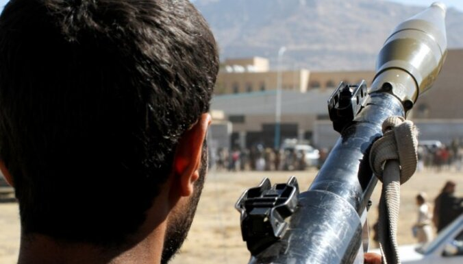 ASV Senāts nobalso par atbalsta pārtraukšanu Saūda Arābijas karam Jemenā