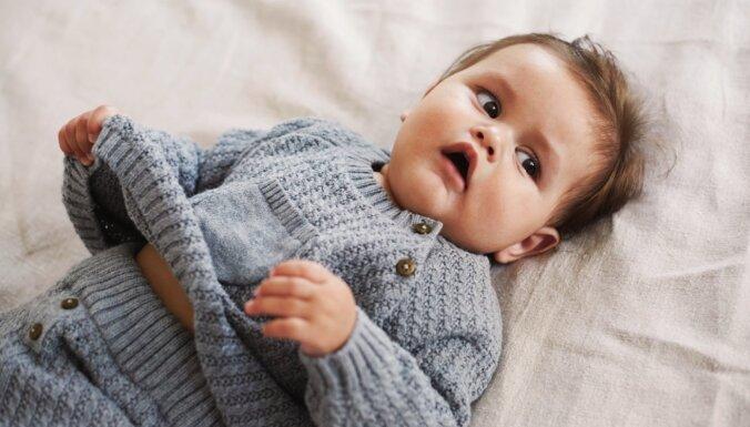 'Reserved' jaunums: apģērbi jaundzimušajiem