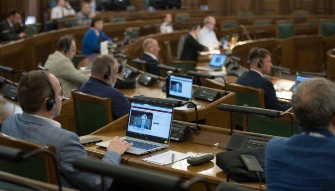 Tapušas visas 42 jaunās pašvaldības – novadu reformas galīgie lēmumi (plkst. 15:35)