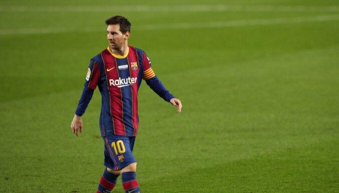 Месси могут дисквалифицировать на 12 матчей после удаления в финале Суперкубка Испании