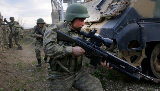 Turcija jānotur NATO, aicina Vācijas ministre
