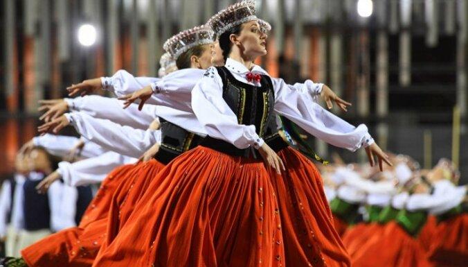 ФОТО: В Риге прошел первый грандиозный концерт Праздника песни