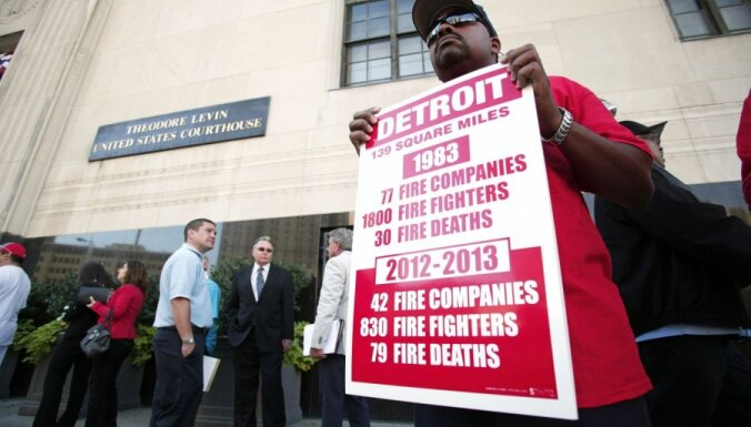 Ford одобрил банкротство Детройта