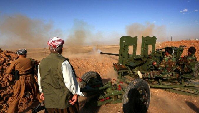 HRW: 'Daesh' nešķirojot uzbrūk civiliedzīvotājiem Mosulā