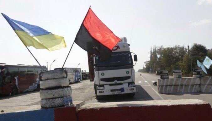 Krimā valda bailes un ir atgriezusies padomju pagātne, atklāj Čubarovs