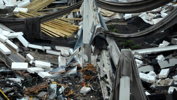 Трагедия в Золитуде: у полиции по-прежнему три версии