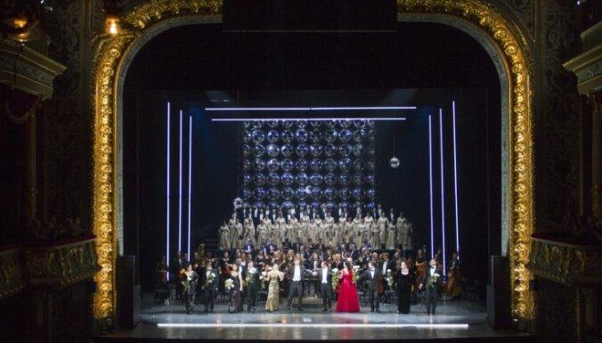 Foto: Latvijas Nacionālajā operā sākušies Vecgada koncerti