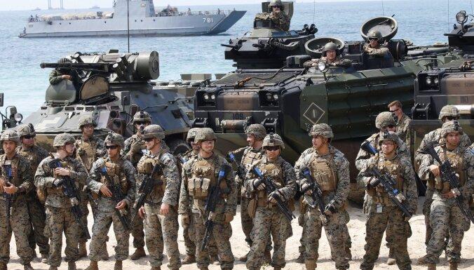 США могут направить на Ближний Восток до 10 000 военных
