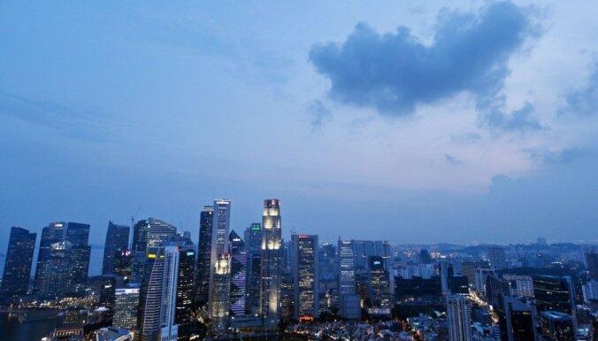 Par streikošanu Singapūra izraida 29 autobusu vadītājus no Ķīnas