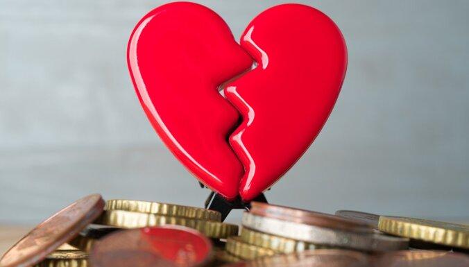 Cik maksā laulības šķiršana Latvijā?
