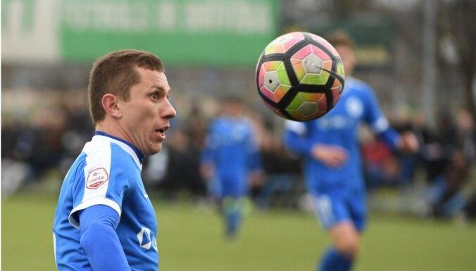 Solovjovs sezonas turpinājumā spēlēs Jūrmalas 'Spartaks'