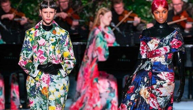 ФОТО. По-хорошему жутковато: как прошла Неделя моды в Лондоне