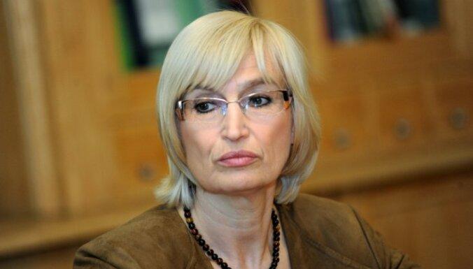 Семейные врачи требуют отставки Ингриды Цирцене