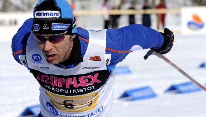В 41 год скончался известный финский лыжник