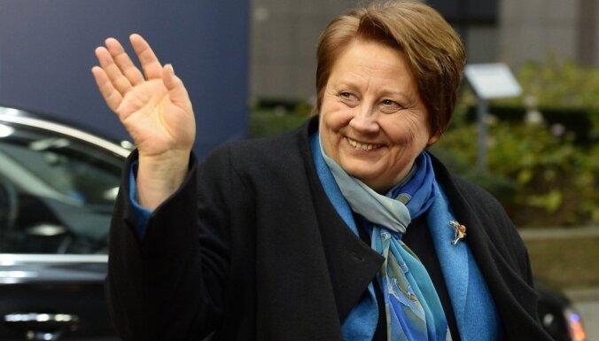 Страуюма назвала срок и условия отставки Белевича
