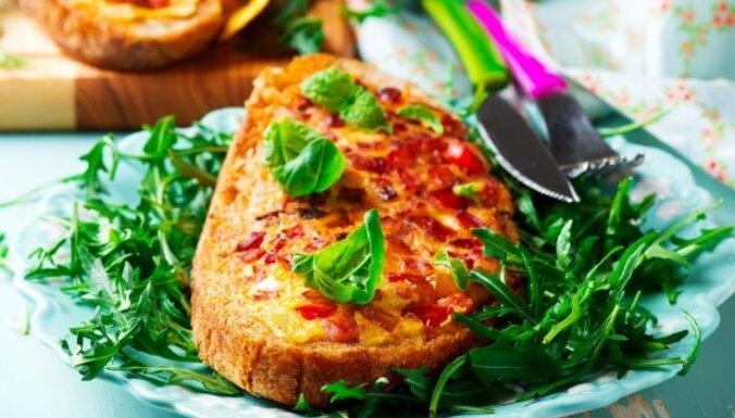 Mājīgās siermaizītes: 30 receptes brokastīm, pusdienām un vakariņām