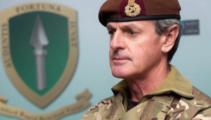 Британский генерал: НАТО не готов к угрозе из России