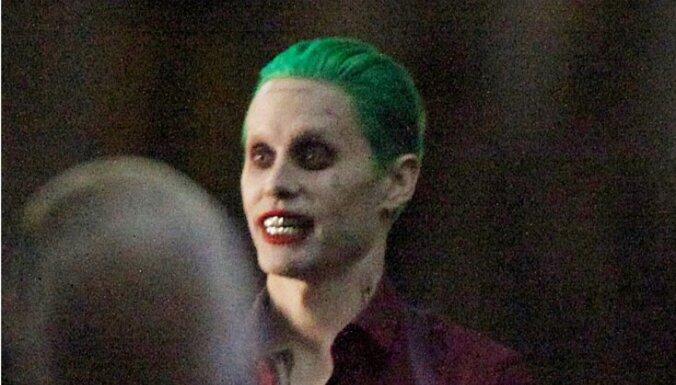 ФОТО: Первые снимки Джареда Лето в полном гриме Джокера