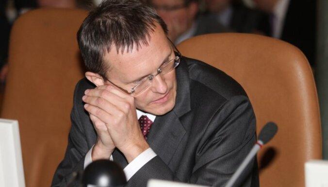 Vilks turpinātu darbu tikai Dombrovska valdībā; vēlas koalīciju ar VL-TB/LNNK