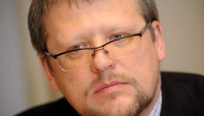 Zaļās partijas Rīgas mēra amata kandidāts būs Guntis Belēvičs