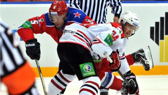 КХЛ наказала судей, оставивших без внимания фол Спруктса