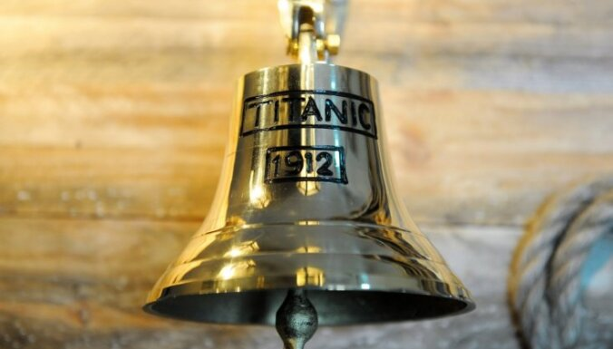 """Письмо с """"Титаника"""" продано за рекордные 166 тысяч долларов"""