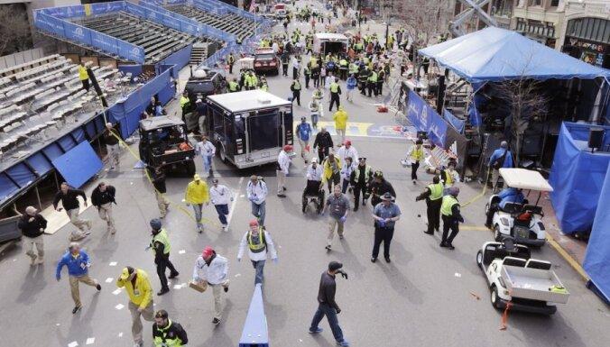 Amatpersonas: Bostonas spridzinātāju motīvi bijuši reliģiski