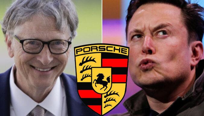 Īlons Masks komentē Geitsa elektromobiļa izvēli: sarunas ar viņu nav bijušas iedvesmojošas