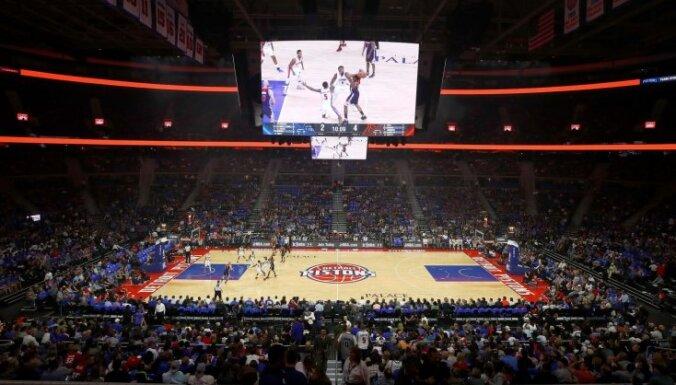 Algu griesti NBA pacelti vēl par vienu miljonu dolāru