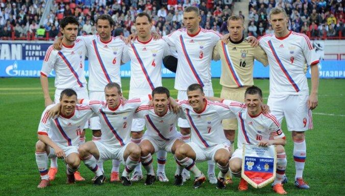 Российским футболистам выплатили премии за провальный ЕВРО-2012
