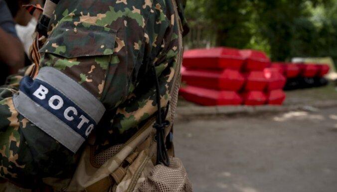 Kaujās Austrumukrainā gājuši bojā četri cilvēki, tostarp bērns