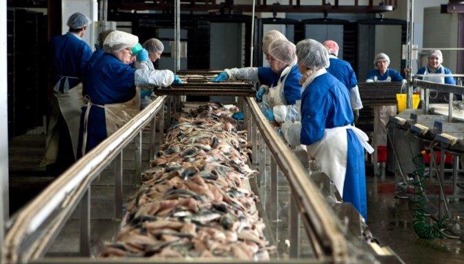 Zivju konservu 'Kaija' ražotāja 'Karavela' apgrozījums pērn pieaudzis par 36,8%