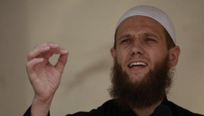 Vācijā arestē islāma sludinātāju – vadošo salafistu grupu līderi valstī