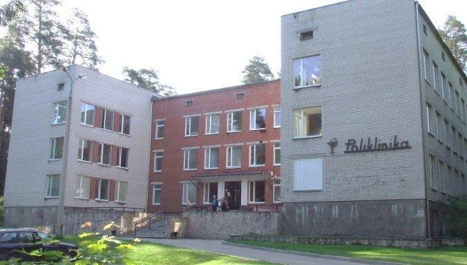Bijušās Ogres poliklīnikas pārbūves projekts izmaksās 34 200 eiro